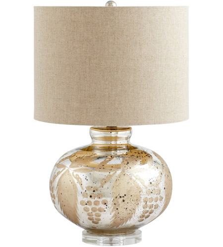 Cyan Design Gold Cotton Table Lamps