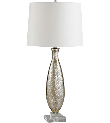 Mercury Crystal Table Lamps