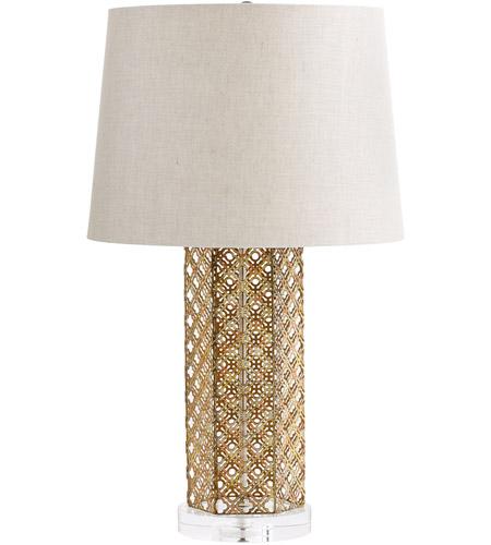 Cyan Design 06606 Woven Gold 25 Inch