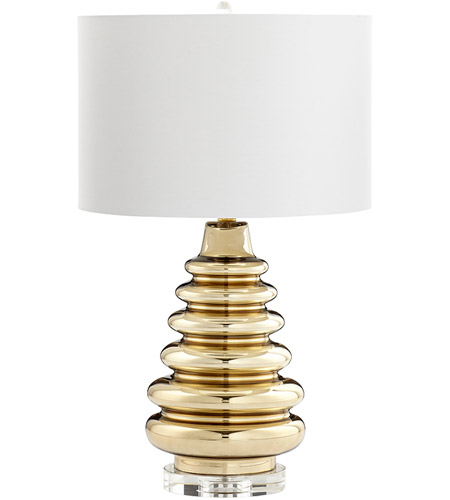 Cyan Design Brass Table Lamps