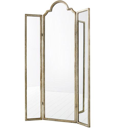 Cyan Design 07940 Percy 75 X 45 inch Silver Floor Mirror