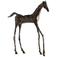 Filly 15 X 15 inch Sculpture