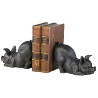 Piggy 6 X 3 inch Old World Bookends