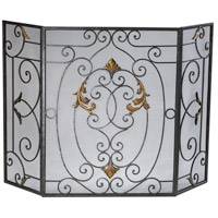 Cyan Design 01351 French 50 X 32 inch Fire Screen