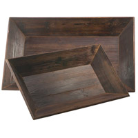 Graham Forest Tray, Rectangular