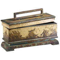 Cyan Design 01555 Primitive 16 X 5 inch Multi-Color Box
