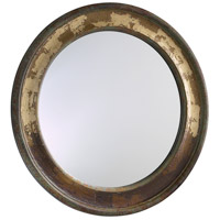 Montana Forest Mirror Home Decor, Round
