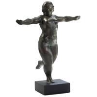 Dancing Lady Bronze Sculpture