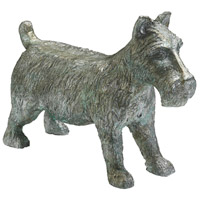 Dog Pewter Token