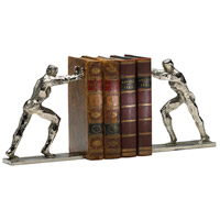 Iron Man 7 X 2 inch Silver Bookends