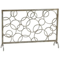 Circle 40 X 28 inch Fire Screen