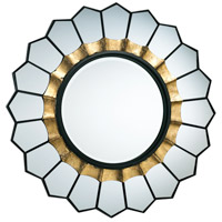 Tempe Old World and Gold Mirror Home Decor