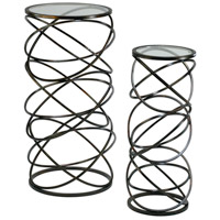 Spiral Canyon Bronze Table Home Decor
