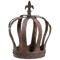 Cyan Design 02787 Royal Crown 13 X 11 inch Sculpture