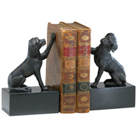 Dog 5 X 3 inch Old World Bookends