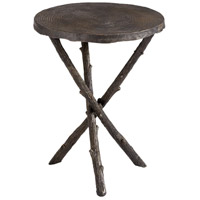 Tripod Old World Side Table Home Decor