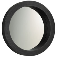 Signature 28 X 4 inch Espresso Mirror Home Decor, Round