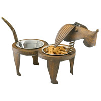 Rex Pecan Pet Feeder