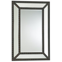 Merlin 42 X 28 inch Rust Mirror Home Decor