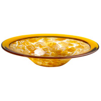 Catalan Amber Plate, Small