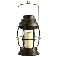 Willow 19 X 9 inch Lantern Candleholder, Candle(s) not included