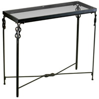 Dupont 36 X 14 inch Rustic Iron Console Table