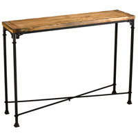 Cunningham 43 X 12 inch Rustic Console Table