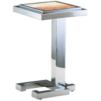 Cyan Design 04608 Tandy 23 X 14 inch Chrome Side Table