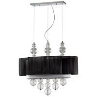 Cyan Design 04670 Kravet 2 Light 13 inch Chrome Pendant Ceiling Light Rectangular