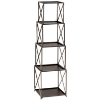 Surrey 68 X 20 X 20 inch Bronze Etagere, Small