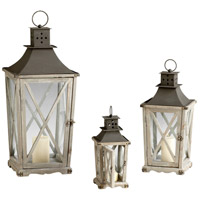 Cornwall 32 X 14 inch Lantern Candleholder, Candle(s) not included