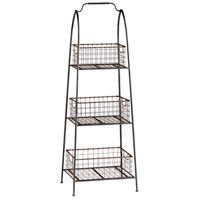 Cyan Design 04725 Essex 54 X 19 inch Basket Stand