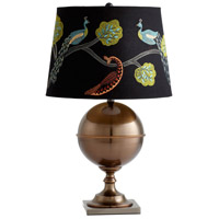 Cyan Design 04831-1 Vanderbilt 29 inch 14 watt Bronze Table Lamp Portable Light