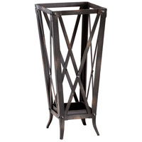 Cyan Design 04865 Hacienda Raw Steel Umbrella Stand