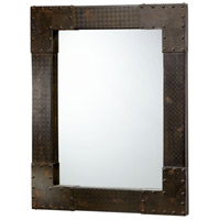 Lasalle 52 X 41 inch Ebony Mirror Home Decor
