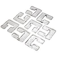 Cyan Design 04982 Havilland Clear Glass Links For 04981