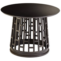 Paulo Raw Steel Foyer Table Home Decor