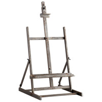 Cyan Design 05059 Laramie Raw Steel Stand
