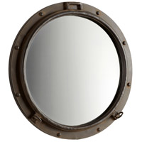 Cyan Design 05081 Porto Rustic Bronze Wall Mirror