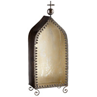 Lourdes Rustic Wall Accent, Tall