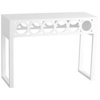 Balbo 44 X 16 inch White Console Table Home Decor