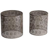 Portman Graphite End Table Home Decor