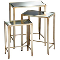 Harrow 19 X 12 inch Canyon Bronze Nesting Table Home Decor