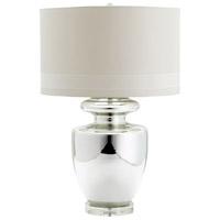 Cyan Design 05562-1 Winnie 14 watt Polished Chrome Table Lamp Portable Light