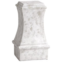 Cyan Design 05686 Dexter Sandstone Outdoor Pedestal, Small