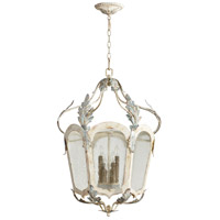 Chantal 6 Light 23 inch Parisian Blue Pendant Ceiling Light