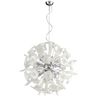 Remy 16 Light 35 inch Chrome Pendant Ceiling Light
