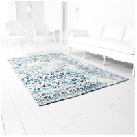 Cyan Design 05777 Toungoo 114 X 91 inch Ivory and Blue Rug