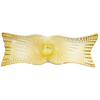 Cyan Design 05864 Bowtie 31 X 12 inch Yellow Plate, Large