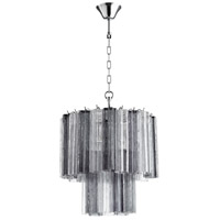 Night And Day 4 Light 20 inch Chrome Pendant Ceiling Light